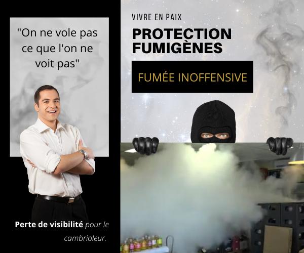 Installation de fumigène à narbonne